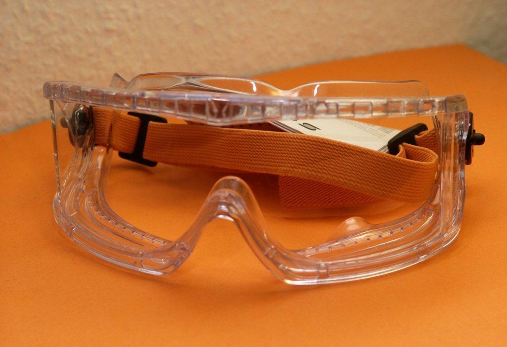 Augenschutzbrille Eye Protection V-Maxx Goggle Safety Vollsichtb
